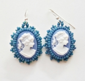 HistoryHop-Victorian Cameo Earrings-600x600