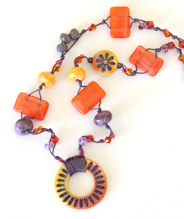 Bead Soup - Necklace